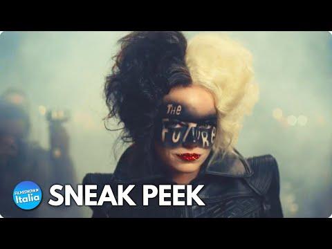 CRUDELIA (2021) Sneak Peek ITA del film con Emma Stone