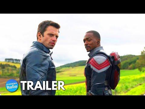 THE FALCON AND THE WINTER SOLDIER (2021) Trailer #2 ITA della serie Tv Marvel
