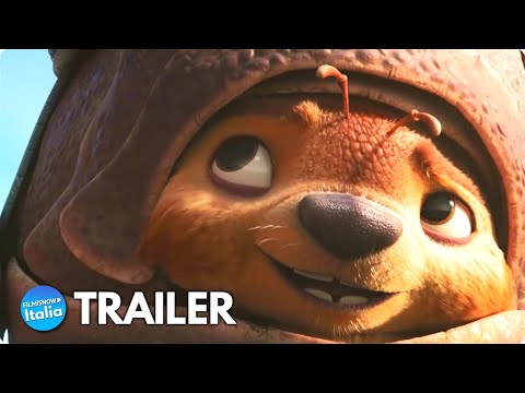 RAYA E L'ULTIMO DRAGO (2021) New Spot Trailer ITA dell'eroina Disney