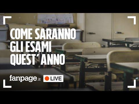Sanremo, in diretta con Annalisa e i The Jackal. Come saranno gli esami a scuola e le altre news