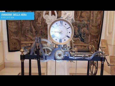 L'orologio del Quirinale fatto a pezzi e rivenduto: ritrovato dai carabinieri e restituito al…