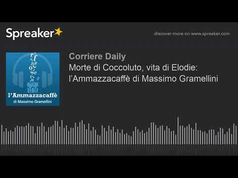 Morte di Coccoluto, vita di Elodie: l'Ammazzacaffè di Massimo Gramellini