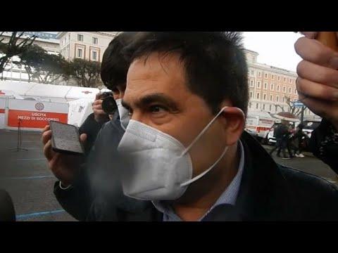 Lazio, D'Amato: «Da metà marzo certificato per i cittadini vaccinati. La Regione pronta a…
