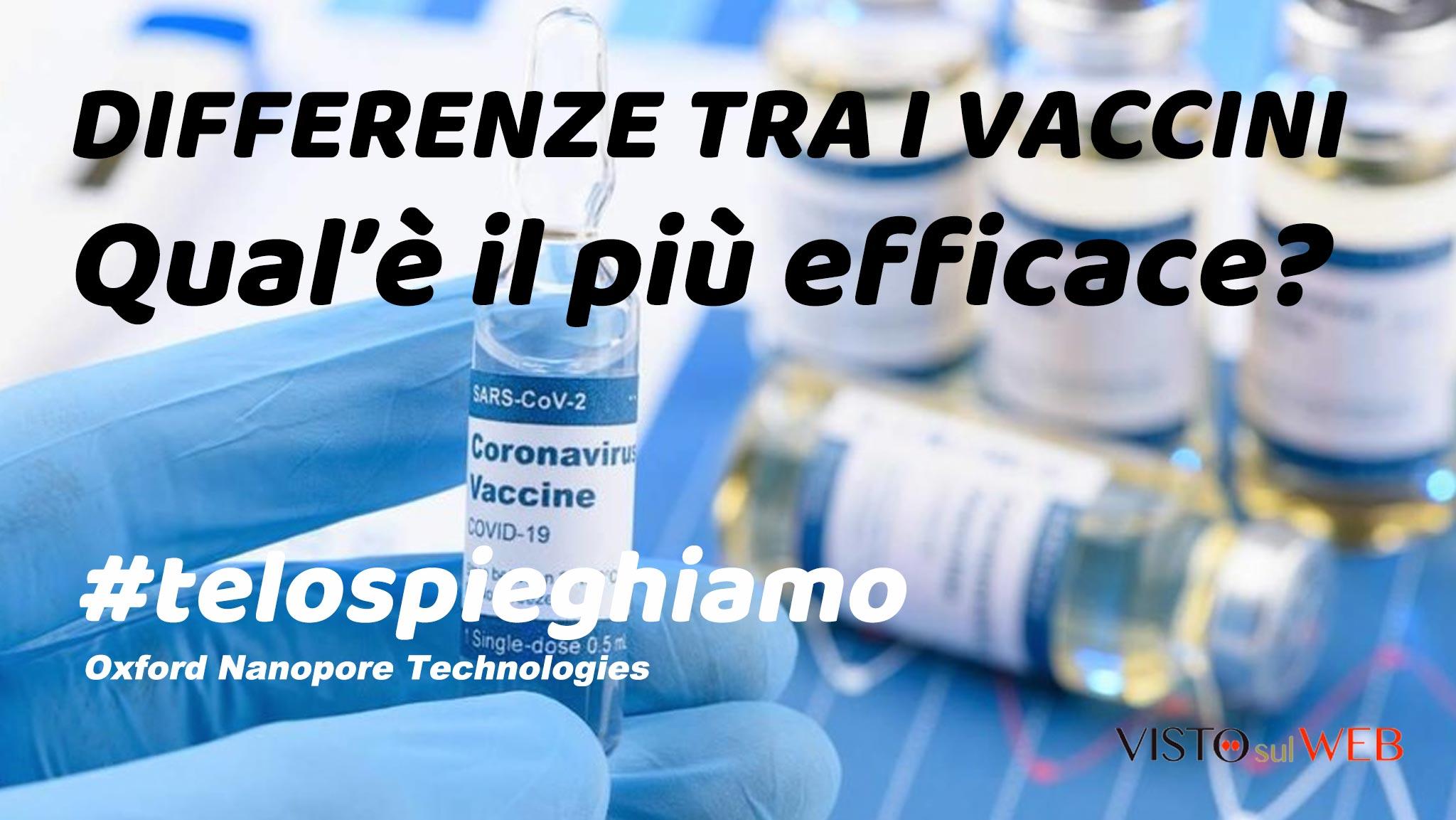 Qual'è il vaccino più efficace?