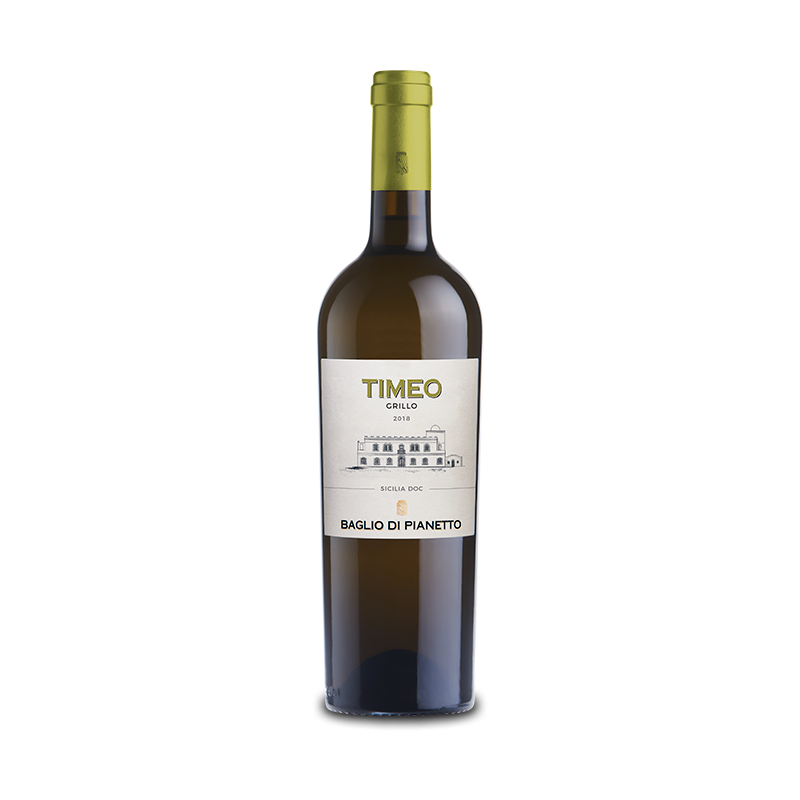 Vino Bianco Grillo INsicilia