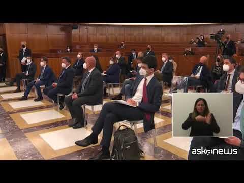 Draghi e Giovannini hanno nominato 57 commissari per 57 opere
