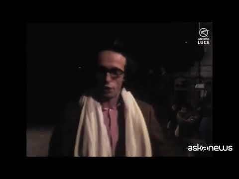 ll filmato della prima regia inedita di Roberto Benigni