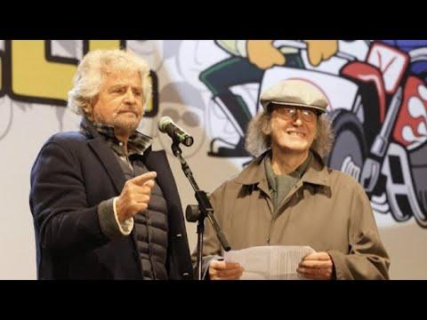 M5s, Beppe Grillo:«Abbiamo psicopatologie, ci vorrebbe un neurologo