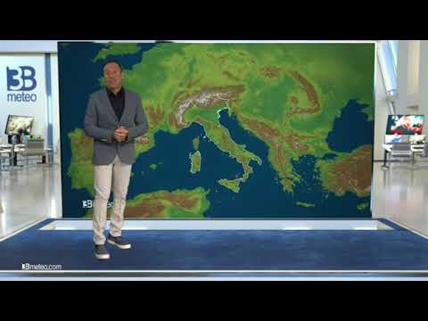 Previsioni meteo Video per venerdì, 09 aprile