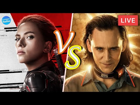 BLACK WIDOW vs LOKI: chi vincerà? | In Italia abolita definitivamente la censura cinematografica
