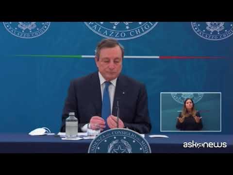 Draghi: Alitalia? Una cosa di famiglia, un po' costosa…