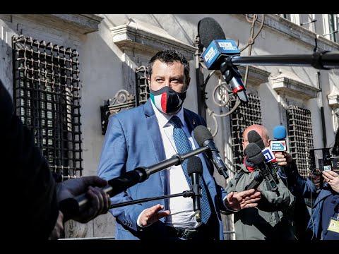 Salvini: «In base ai dati, oggi sarebbe possibile riaprire in sei regioni italiane»