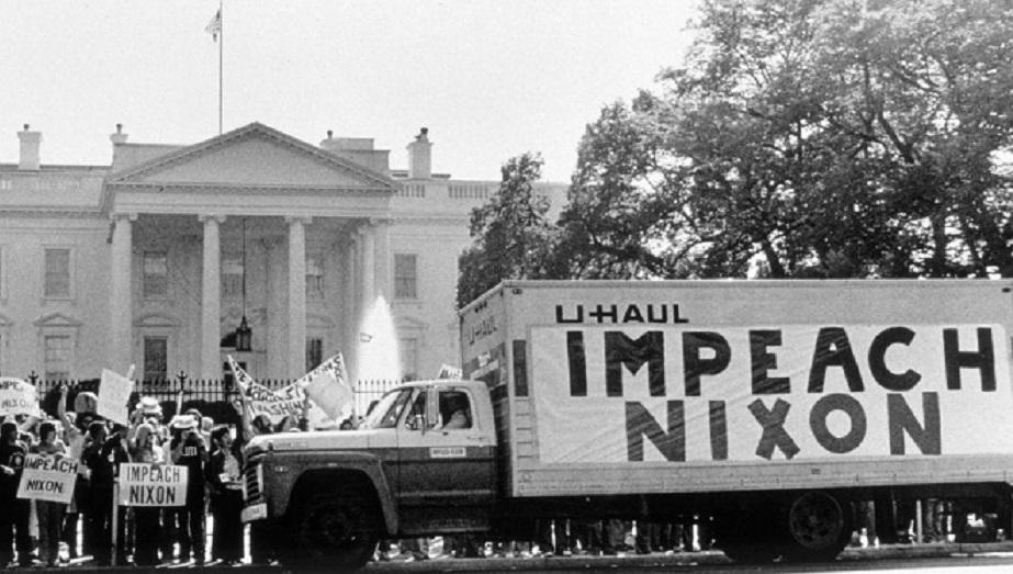 L'impeachment di Richard Nixon