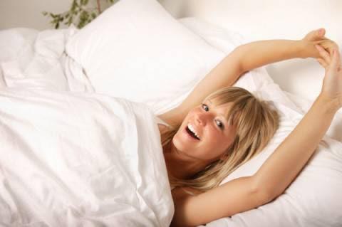 """""""L'alzabandiera"""" mattutino esiste anche nelle donne?"""