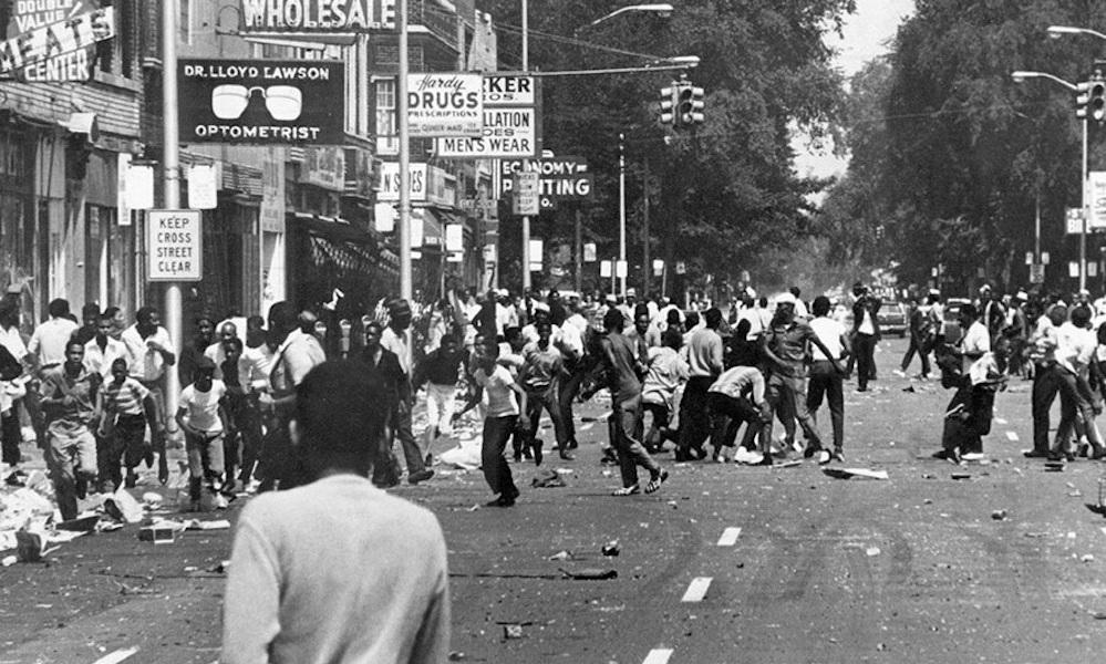 Detroit e la Rivolta della 12ª strada