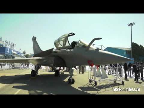 La Francia vende all'Egitto 30 caccia militari Rafale