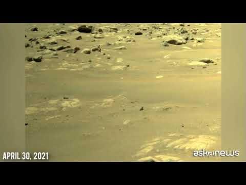 Spazio, Ingenuity: 4° volo su Marte e l'inizio di una nuova fase