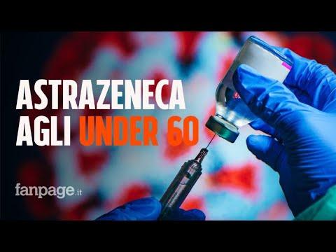 """Il vaccino Astrazeneca anche per le persone al di sotto dei 60 anni: """"Non c'è mai stato un divieto"""""""