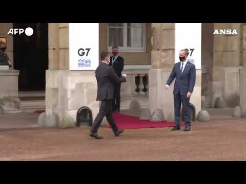 G7, i ministri degli Esteri si riuniscono a Londra