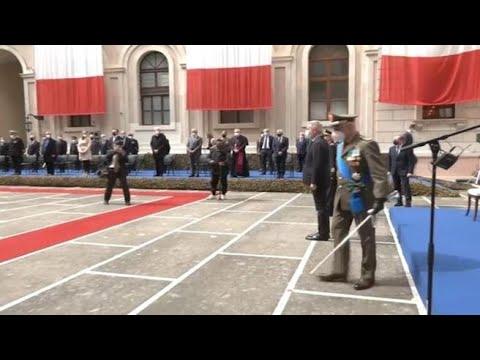 Esercito, la cerimonia per i 160 anni di servizio