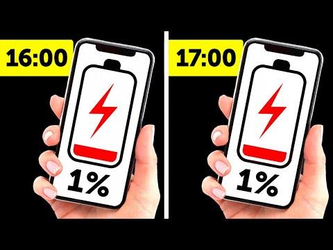 Perché La Batteria Del Telefono All'1% Dura Così A Lungo