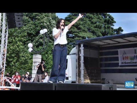 Ddl Zan, Paola Turci: «Voglio diritti uguali per tutti, approviamola subito»