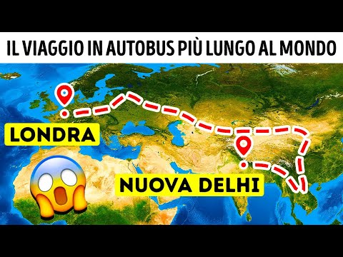 Il Bus Che Ti Porterà Dall'India Fino A Londra In 70 Giorni