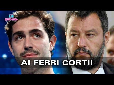 Tommaso Zorzi e Matteo Salvini Ai Ferri Corti: Ecco Le Accuse!