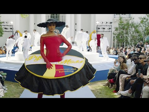 Pyer Moss | Haute Couture Fall Winter 2021/2022 | Full Show