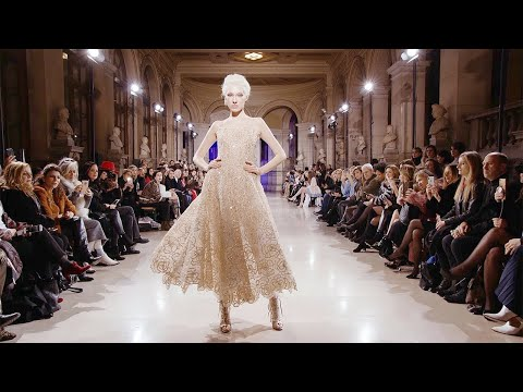 Dany Atrache | Haute Couture Spring Summer 2019 | Full Show