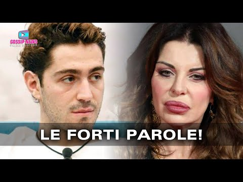Alba Parietti e il Duro Post Contro Tommaso Zorzi!