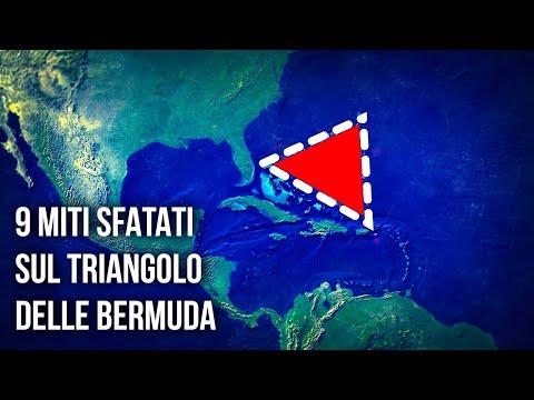 9 Classici Miti sul Triangolo delle Bermuda che Abbiamo Sfatato