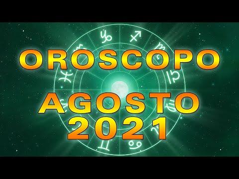 Oroscopo del Mese: Agosto 2021!