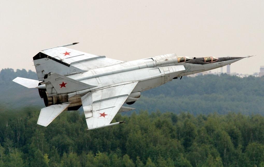 I segreti del MiG-25