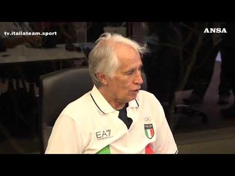 """Tokyo 2020, Malago': """"Il giorno piu' bello dell'Italia sportiva"""""""