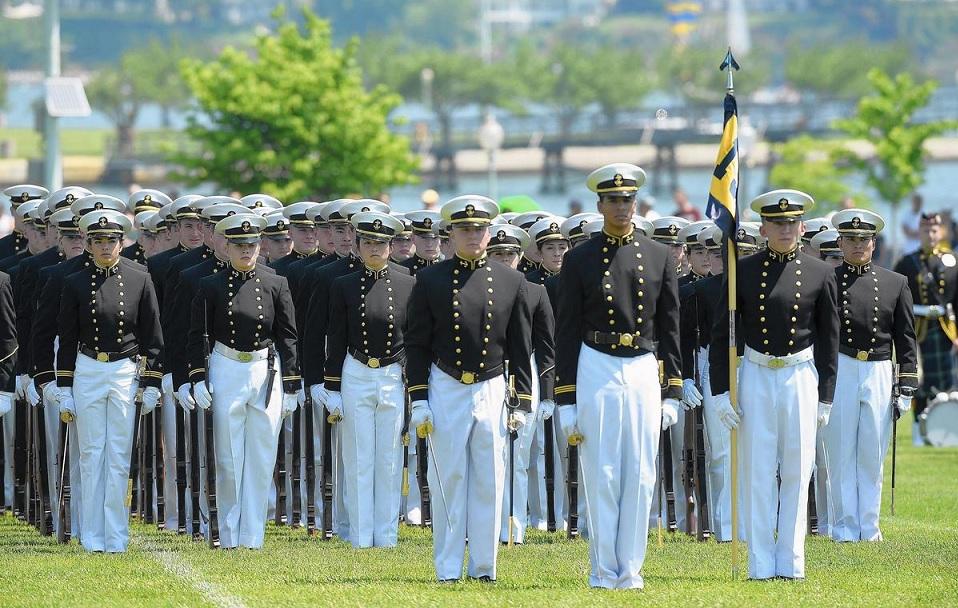 La rigida Accademia Navale di Annapolis