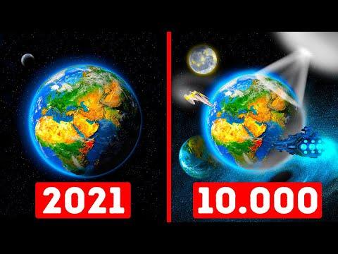 Cosa Vedresti se Vivessi per ben 10.000 Anni