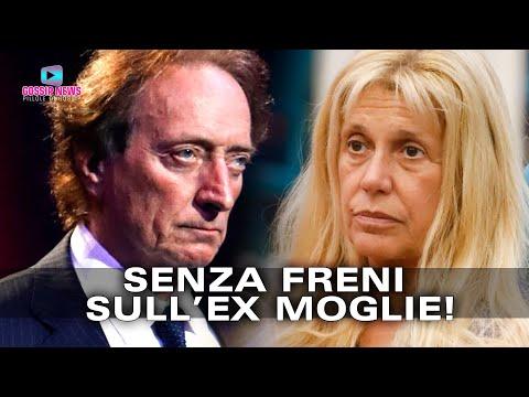 Gf Vip: Amedeo Goria Senza Freni Sull'ex Moglie! Ecco Cosa Ha Detto!