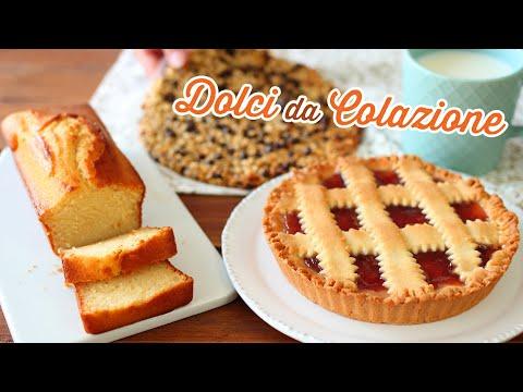DOLCI da COLAZIONE per solo 2 PERSONE #2 😊| Tante idee per la colazione | Ricette facili Life&Chiara