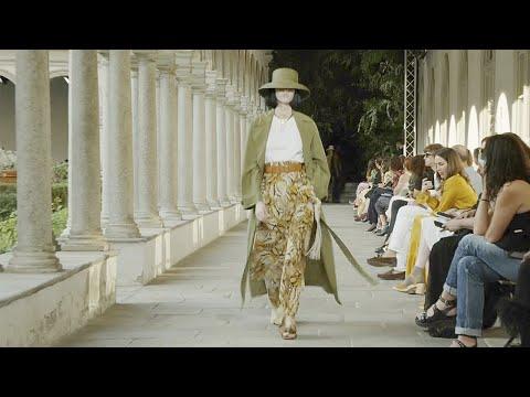 Alberta Ferretti | Spring Summer 2022 | Full Show