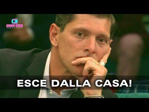 Gf Vip: Aldo Montano Esce dalla Casa!