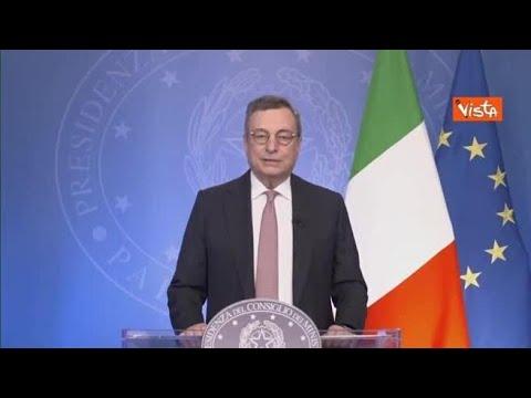 Draghi alle Nazioni Unite: «Malnutrizione problema drammatico»