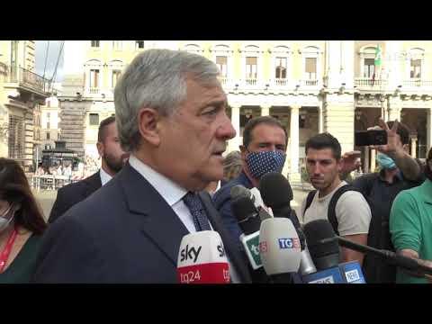 """Fisco, Tajani a Draghi: """"Dopo elezioni Fi porta piano riforma"""""""