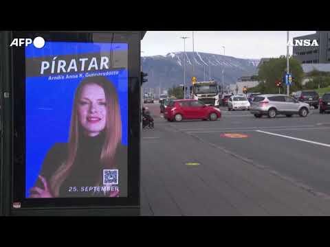 Beffa in Islanda, parlamento al femminile per poche ore