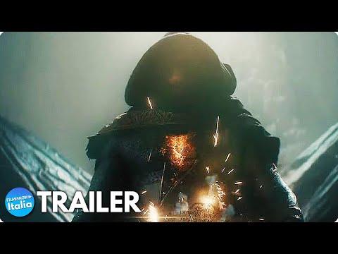 BLACK ADAM (2022) Trailer VO del Film di Supereroi DC con Dwayne Johnson