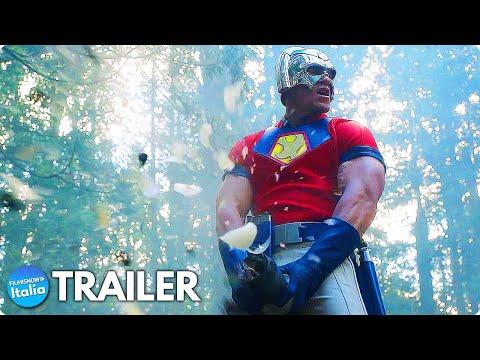 PEACEMAKER (2022) Teaser Trailer VO della Serie di Supereroi DC con John Cena