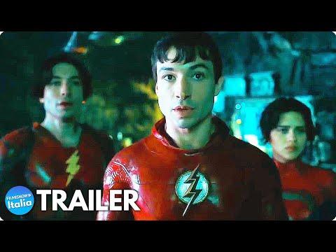 THE FLASH (2022) Trailer VO del Film di Supereroi DC con Ezra Miller e Ben Affleck