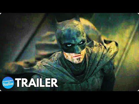 THE BATMAN (2022) Trailer ITA #2 del Film di Supereroi DC con Robert Pattinson