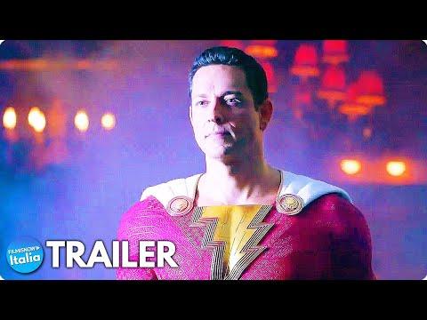 SHAZAM! FURIA DEGLI DEI (2023) Trailer VO del Film di Supereroi DC con Zachary Levi