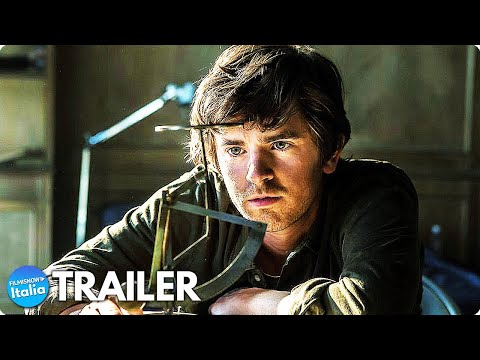 WAY DOWN – Rapina alla Banca di Spagna (2021) Trailer ITA dell'Action Thriller con Freddie Highmore